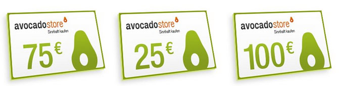 Avocadostore.at Gutschein